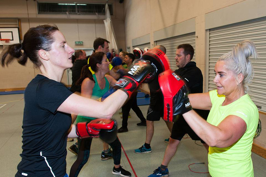 personal trainer and group fitness bristol