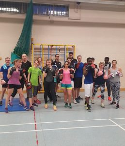 russ athletic bristol training gym