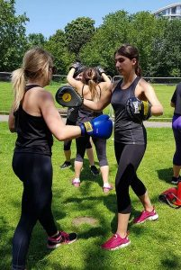 small fitness classes