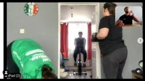 zoom training fitness bristol clifton