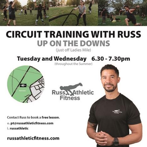 Circuit Training Poster