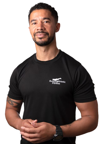 About Russ Athletic personal trainer group training